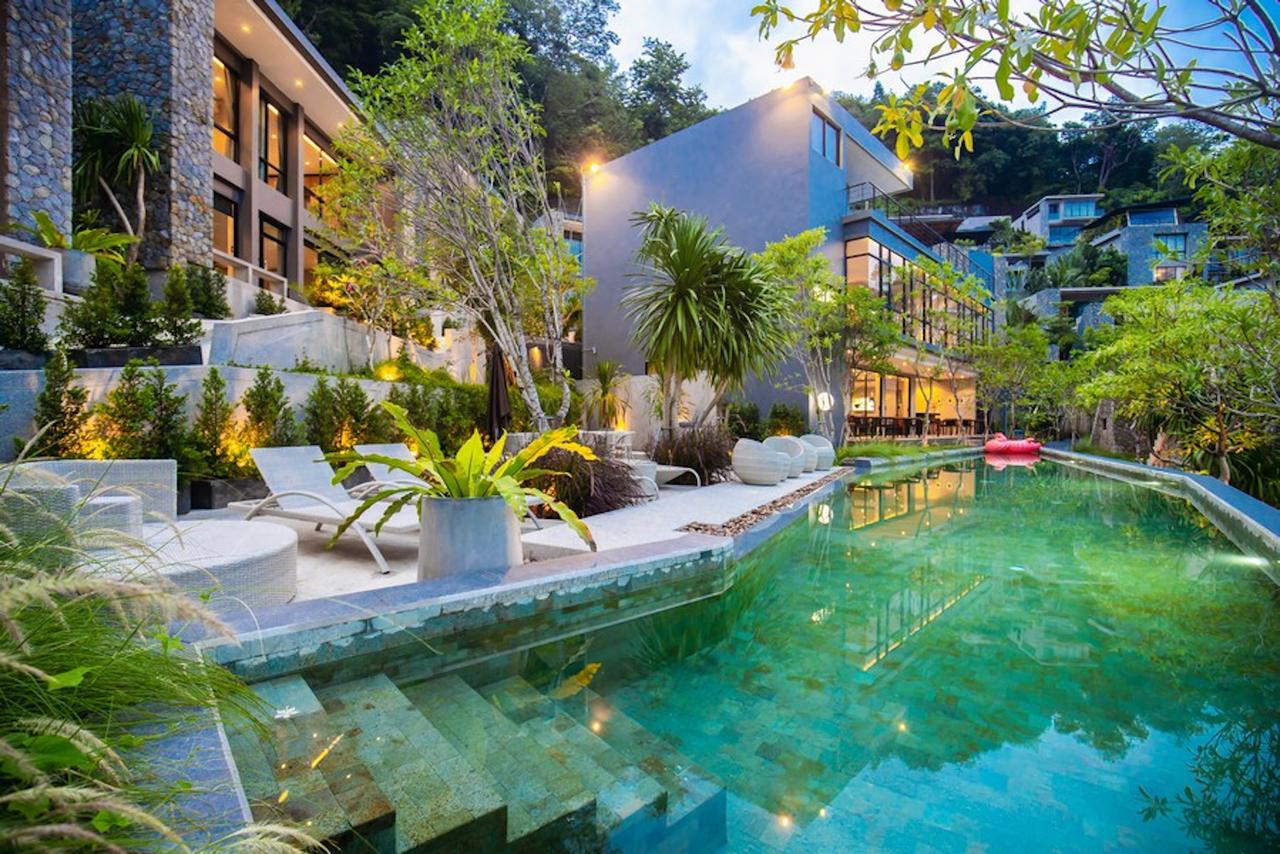 The Woods Natural Park Resort Phuket